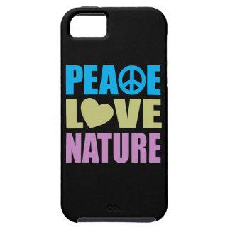 平和愛自然 iPhone SE/5/5s ケース