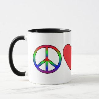 平和愛英国セッター マグカップ