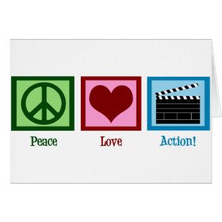 平和愛行為! カード