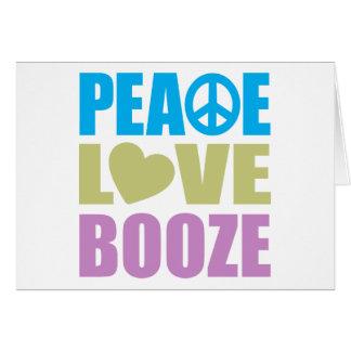 平和愛酒宴 カード