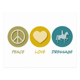 平和愛馬場馬術 ポストカード