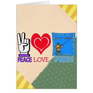 平和愛魚 カード