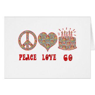 平和愛60 カード