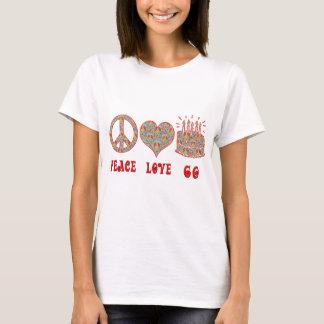 平和愛60 Tシャツ
