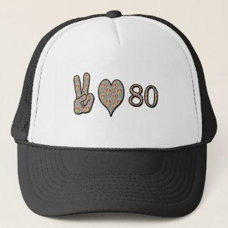 平和愛80 キャップ