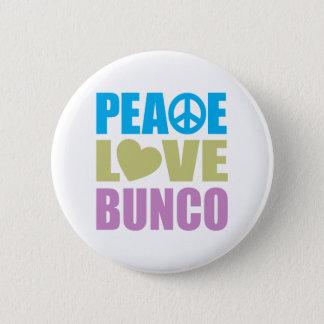平和愛Bunco 5.7cm 丸型バッジ