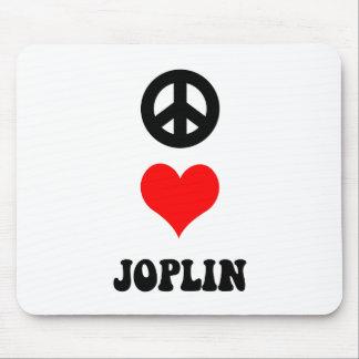 平和愛JOPLIN マウスパッド