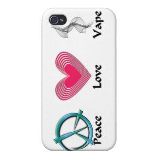 平和愛Vape iPhone 4/4S カバー