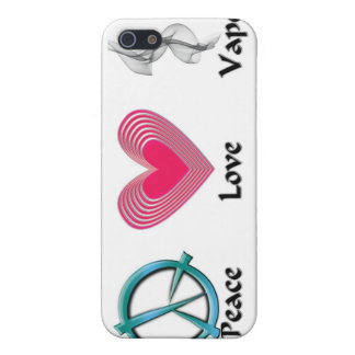 平和愛Vape iPhone 5 ケース