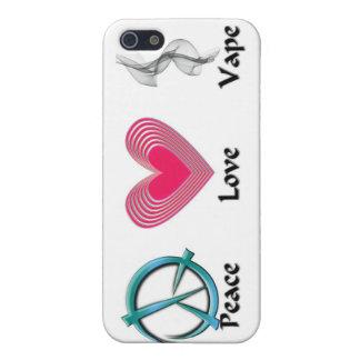 平和愛Vape iPhone 5 Cover