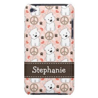 平和愛Westies Case-Mate iPod Touch ケース