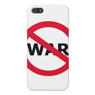 平和戦争無し iPhone 5 COVER