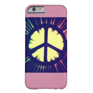 平和携帯電話の箱 BARELY THERE iPhone 6 ケース
