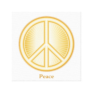 平和曼荼羅 キャンバスプリント