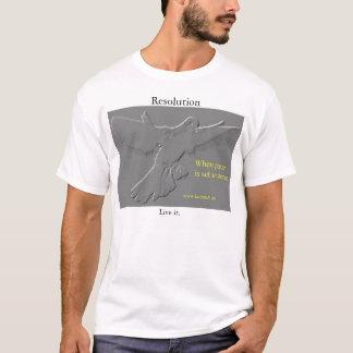 平和決断 Tシャツ