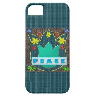 平和社会の国家の芸術的なギフトのAmbassdor iPhone SE/5/5s ケース