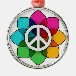 平和花 メタルオーナメント