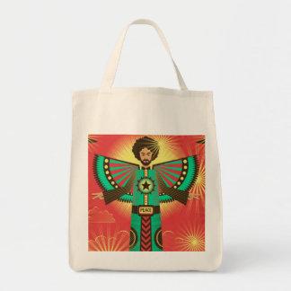 平和輝やきのバッグ トートバッグ