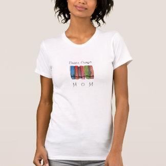 平和部隊、M   O   M Tシャツ