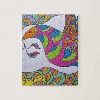 平和鳩 ジグソーパズル