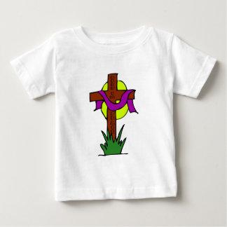 平和2の残り ベビーTシャツ