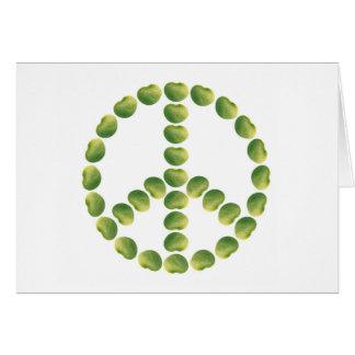 平和、それはあなたのためによいです~ HOLIDAY/ANYDAYカード カード