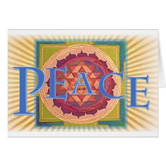 平和 カード