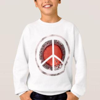 平和 スウェットシャツ