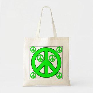 平和 トートバッグ