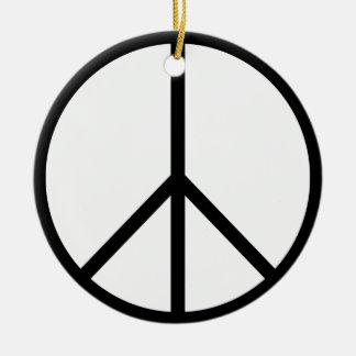 平和!  ベビーの平和! セラミックオーナメント