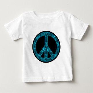 平和 ベビーTシャツ