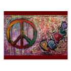 平和 ポストカード