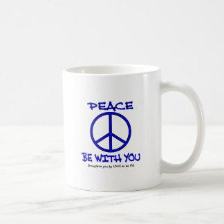 平和| ベーシックホワイトマグカップ