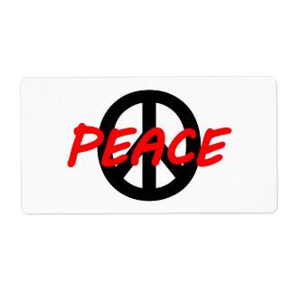 平和 ラベル