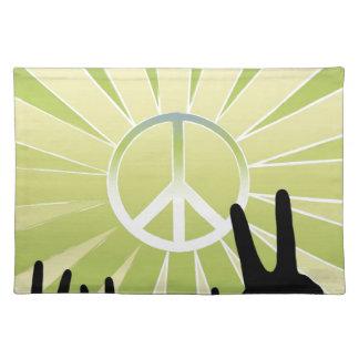 平和 ランチョンマット