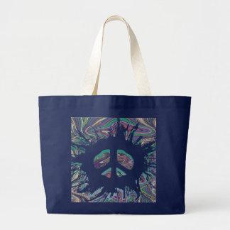 平和 ラージトートバッグ