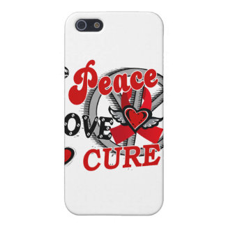 平和 愛 治療 2 血 蟹座 iPhone 5 カバー