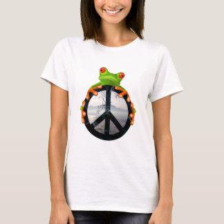 平和frog1 tシャツ