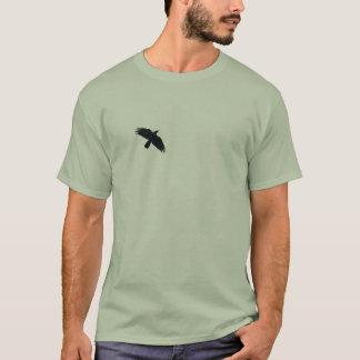 平均カラス Tシャツ