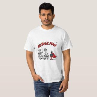 平均人のTシャツ Tシャツ