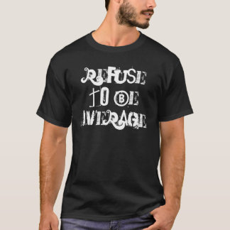 """""""平均"""" Tシャツがある屑 Tシャツ"""