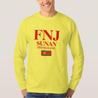 平壌の国際空港のワイシャツ Tシャツ