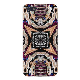 平方されるタペストリー iPhone 5 COVER