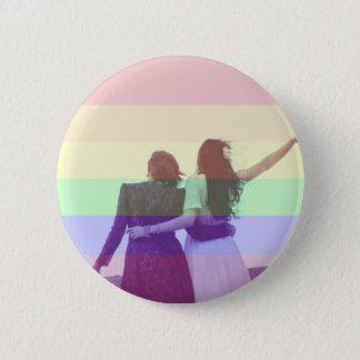平等の写真ボタン 5.7CM 丸型バッジ