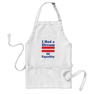 平等の夢 スタンダードエプロン