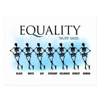 平等 ポストカード