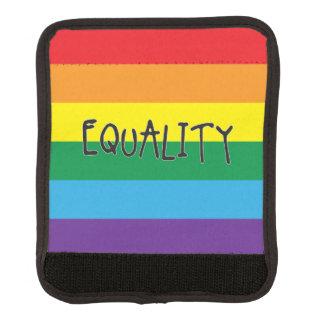平等-虹のデザイン ラゲッジ ハンドルラップ