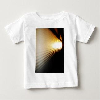 平行 ベビーTシャツ