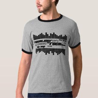 平衡装置のTシャツ Tシャツ