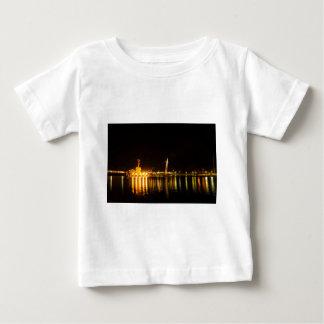 平野の看守 ベビーTシャツ